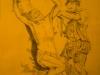 il-martirio-di-san-bartolomeo-grafite-35x50