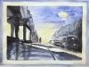 Luci di notte, Acquerello, 35x50