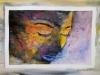 Sfaccettature, Acquerello, 35x50